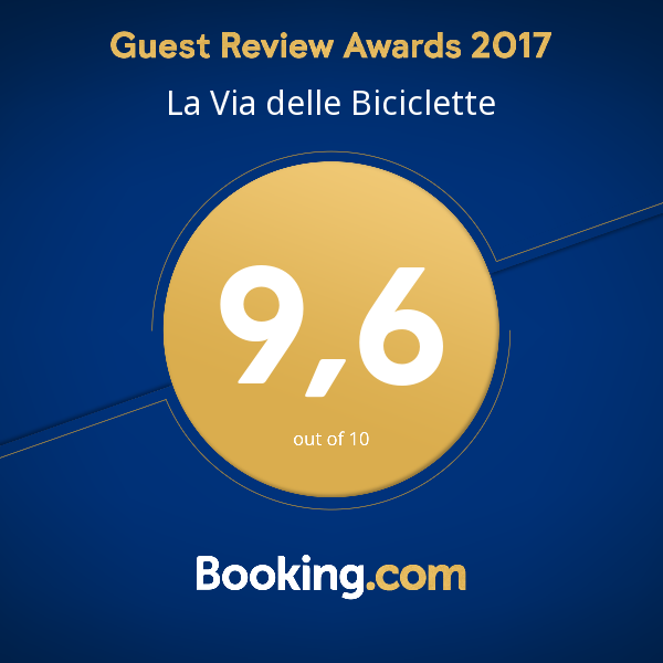Booking.com - Guest Review Award 2017